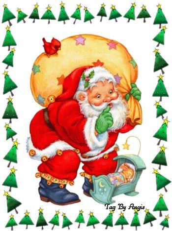 Immagini Animate Babbo Natale.Gif Animate Babbo Natale Immagine 22